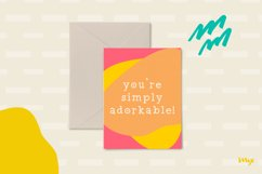 Adorkable - A Simply Adorkable Handwritten Font Product Image 4