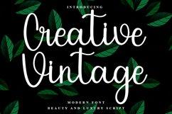 Creative Vintage Product Image 1