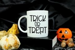 Web Font Creep It Real - A Handlettered Halloween Font Product Image 3