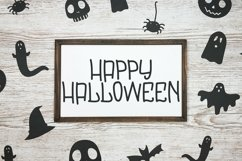 Web Font Creep It Real - A Handlettered Halloween Font Product Image 4