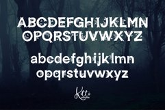 Creepy Morticia Web Font Product Image 3