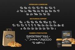 Web Font Cristalica Product Image 3