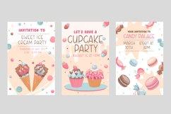 Cupcake Treats - Cute Display Font Product Image 2