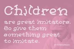 Cute Child Handwritten Font - Happy Product Image 2