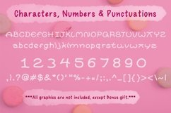 Cute Child Handwritten Font - Happy Hardy Product Image 4