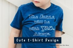 Cute Display Font - Skirty Product Image 4