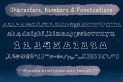 Cute Display Font - Skirty Product Image 5