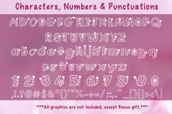 Cute Display Font - Floralist Product Image 5