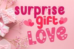 Cute Love Story - Quirky Love Font Product Image 3