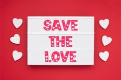 Cute Love Story - Quirky Love Font Product Image 6