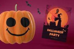 Cute Pumpkin - Halloween Display Font Product Image 2