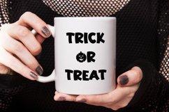 Cute Pumpkin - Halloween Display Font Product Image 3