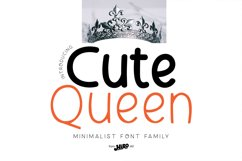 Cute Queen Product Image 1