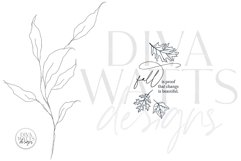 Fall Is Proof That Change Is Beautiful SVG - Autumn Design Product Image 2