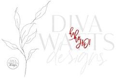 Ho Ho Ho! SVG   Christmas / Winter Design Product Image 3