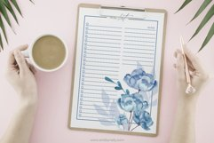 Working from home planner Indigo Edition Product Image 6