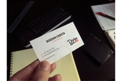5 Realistic Business Cards Mockups - 50% OFF Product Image 2