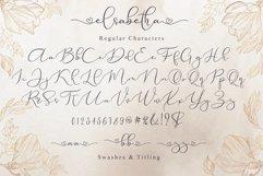 Elsabetha // Lovely Script Font Product Image 6