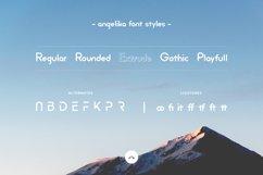 Angelika Family Fonts Product Image 6