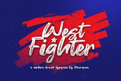 West Fighter Product Image 1