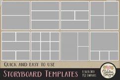 Storyboard Layered Photoshop Photo Templates & Tutorial Product Image 2