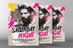 Dance Music DJ Flyer Template Product Image 3