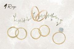 Wedding map creator watercolor Product Image 10