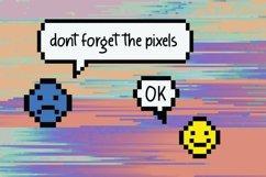 Web Font Haxxel - Pixel Fonts Product Image 4