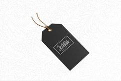 Eolireh   Modern Script Font Product Image 3
