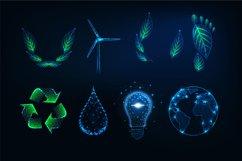 Futuristic ecology concepts, Part2. Product Image 3