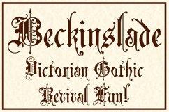 Beckinslade Product Image 1