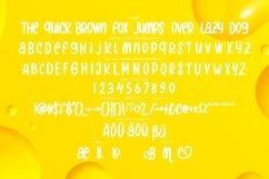Farobe   A Fun Rough Type Product Image 3