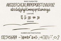 Motherblood - Handwritten Script Product Image 6