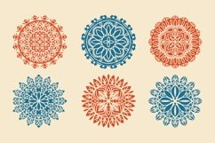 20 Mandala Stencil Collections Product Image 5