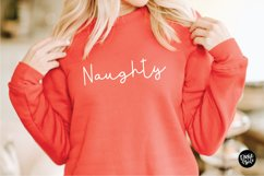 FLANNEL SHIRT a Farmhouse Christmas Script Product Image 3