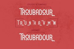 The Troubadour Collection Product Image 2