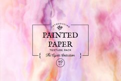 Painted Paper Textures The Agate Collection Product Image 1