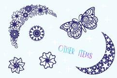 Fairytale Papercut Bundle - 16 SVG cut files Product Image 6