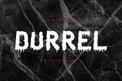 Durrel Font Product Image 1