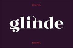 Glinde Ligature Font Product Image 1
