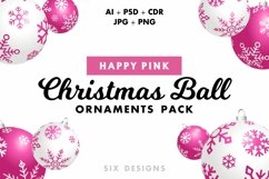 Happy 48 Christmas Ball in 8 Colors Product Image 5