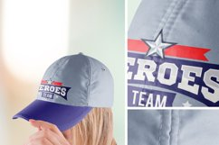 Baseball Cap Mockups Set Product Image 5