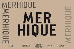 Merhique Sans Serif Family Product Image 6