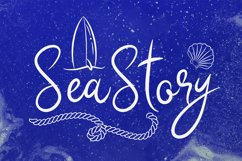 Sea Story + Bonus Doodles Product Image 1