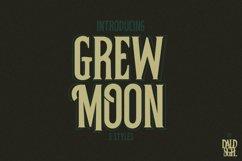 Grewmoon Fonts Product Image 1