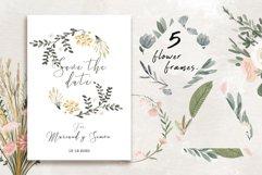 Wedding map creator watercolor Product Image 7