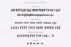 Rawbrush Font Duo Product Image 5
