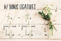 Hearth & Home Font Duo Product Image 3