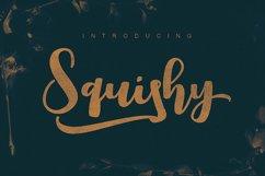 Squishy Script Font Product Image 5