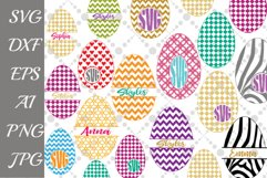 Easter Eggs Bundle Svg Product Image 1